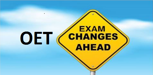 To know upcoming OET 2 0 Test Changes in September 2018 - Benchmark