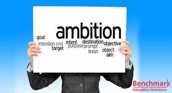 Ambition good or bad