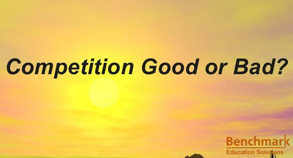 Competition- Good or Bad for Children's Development