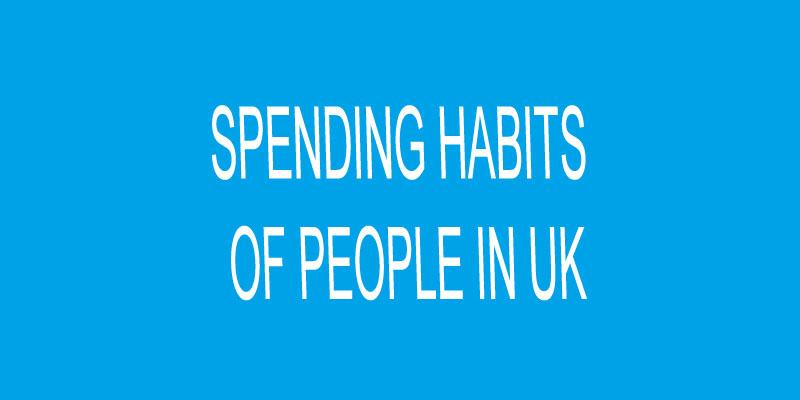 IELTS Report 12 - Pie Chart - Spending Habits of People in UK