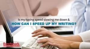 PTE 5 Is my typing speed slowing me down