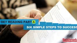 OET Reading Part A Six Simple Steps to Success