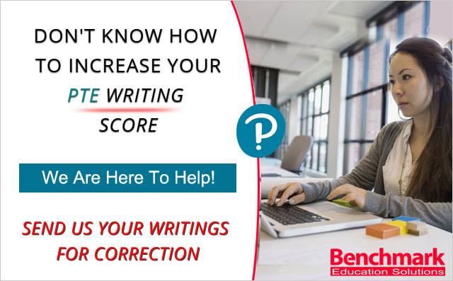 PTE-Writing-correction