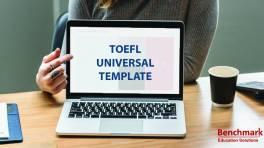 TOEFL Independent Writing Universal Template