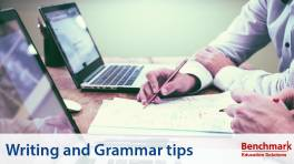 Writing and Grammar Tips For the TOEFL Writing Section