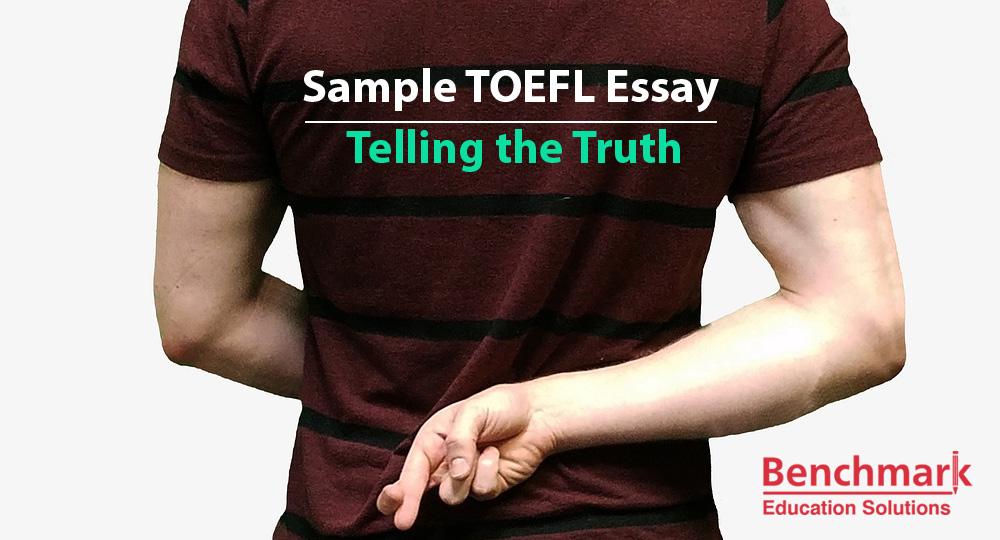 Toefl-Telling-the-truth