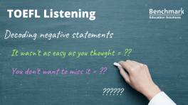 TOEFL Listening