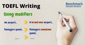 How modifiers can improve your TOEFL essays