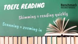 skimming and scanning in TOEFL