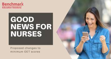 Proposed new OET scores