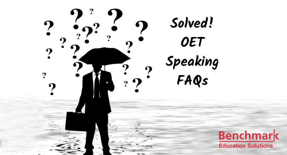 Solved-OET-speaking-faq