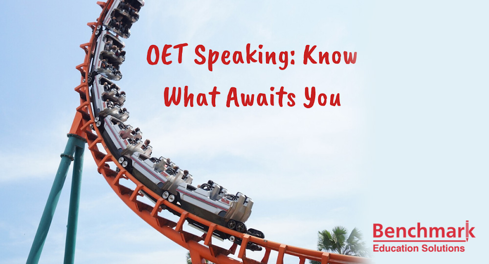 Structure of the OET Speaking Sub-test