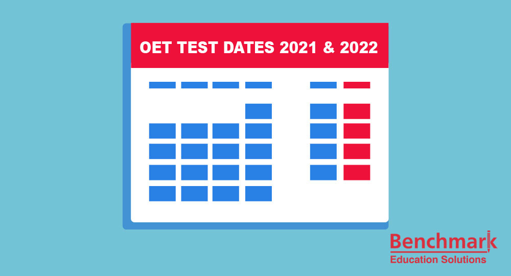 oet test dates 2020