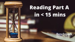 OET Reading Part A Tips