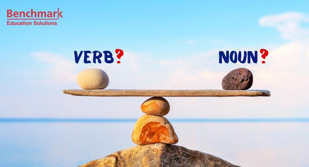 noun and a verb