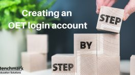 OET login account