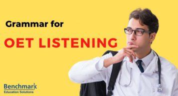 OET Grammar Listening