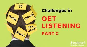 OET Listening Part C