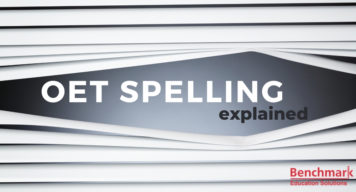 OET Spelling