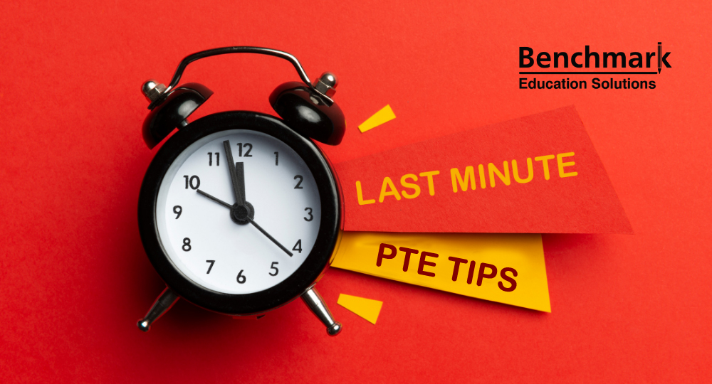 pte test day tips