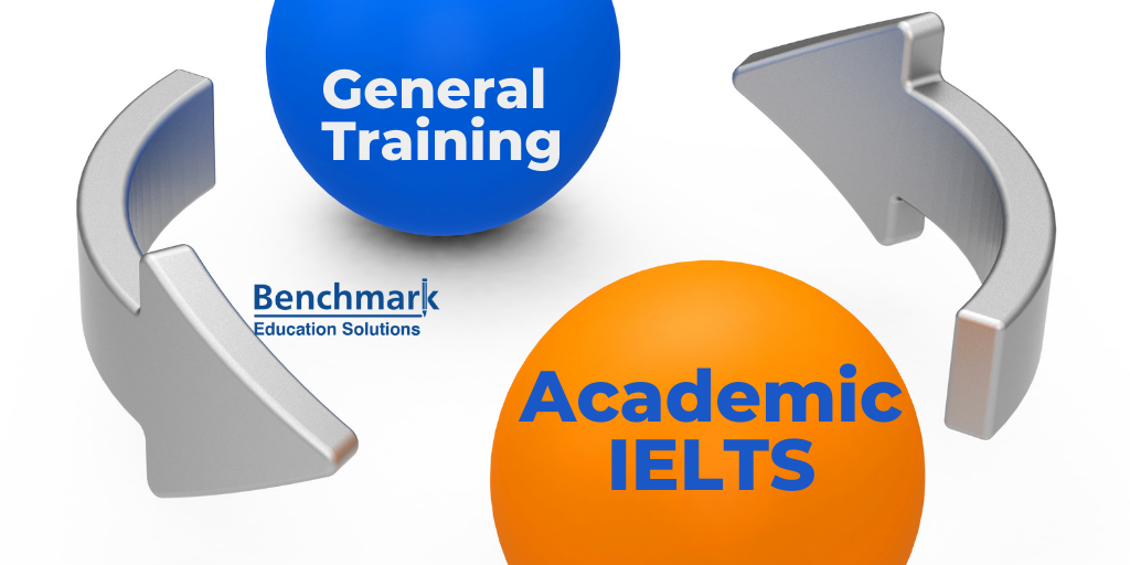 Change IELTS Academic to General Test Version