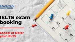Reschedule IELTS Exam