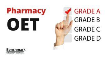 Pharmacy Grades OET