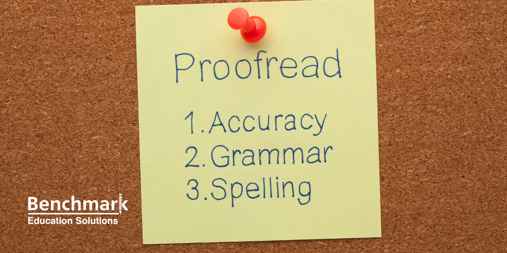 ELTS Writing Score with Proofreading
