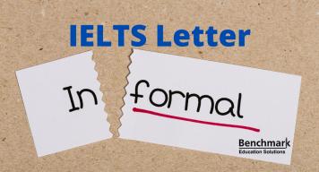 ielts writing letter