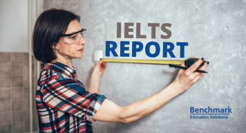 My IELTS Report
