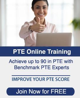 PTE online Training